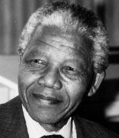Nelson Mandela; zijn woorden ... zijn mijn woorden!